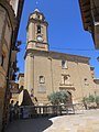 Iglesia de Adahuesca , Huesca- España. - panoramio.jpg
