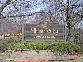 Illinois Valley Community College - Image: Illinois Valley Community College