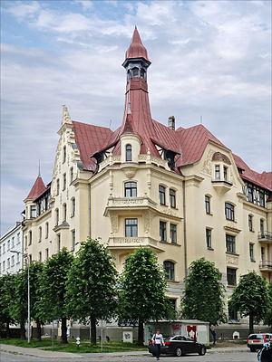 Liste d 39 architectes lettons wikimonde for Nom d architecte