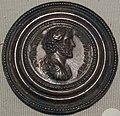 Impero, antonino pio, medaglione cerchiato in bronzo (roma), 140-143.JPG