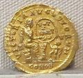 Impero d'occidente, valentiniano III, emissione aurea, 425-455, 04.JPG