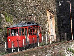 AMT Genova - The Principe–Granarolo rack railway