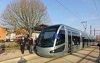 Inauguration de la branche vers Vieux-Condé de la ligne B du tramway de Valenciennes le 13 décembre 2013 (121).JPG