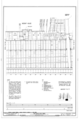 Inboard Profile, Section 4 of 5 - Ship BALCLUTHA, 2905 Hyde Street Pier, San Francisco, San Francisco County, CA HAER CAL,38-SANFRA,200- (sheet 35 of 69).png