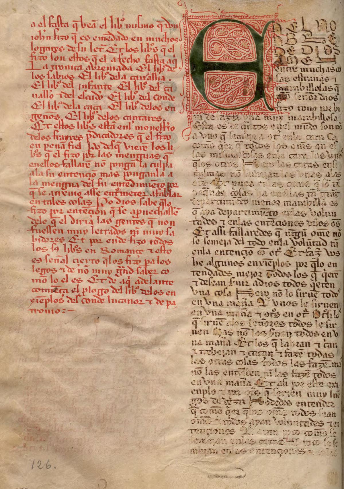 El conde Lucanor - Wikipedia, la enciclopedia libre