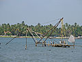 India - Kerala - 073 - Cochin - Chinese fishing nets (2078516082).jpg