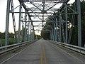 Indiana State Road 42 Bridge over Eel River, interior looking westward.jpg