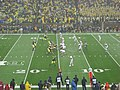 Indiana vs. Michigan football 2013 06 (Michigan on offense).jpg