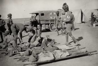 Indiantroops medical ww1