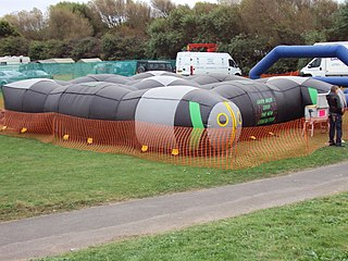 Links to Wikipedia articles on notable classes of inflatable goods