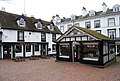 Information Centre and Duke of York, The Pantiles - geograph.org.uk - 1186694.jpg