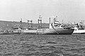 Inge Toft- Haifa Port 1960.jpg