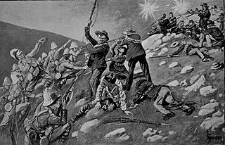 Battle of the Tugela Heights 1900 battle of the Second Boer War in present-day Colenso, South Africa