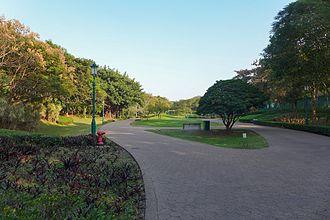 Inspiration Lake - Arboretum