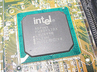Intel 440BX Chipset from Intel