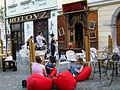 Interesting seats-chairs in Ljubljana, Slovenia (2855819938).jpg