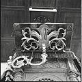 Interieur, detail kansel, koperen lezenaar - Maasbommel - 20428023 - RCE.jpg