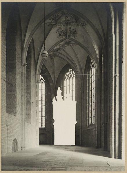 File:Interieur met plan voor een orgel - Deventer - 20325672 - RCE.jpg