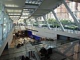 International Commerce Centre Office Lobby Ceiling 201105.jpg