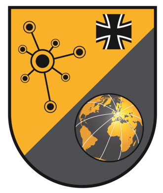 Cyber and Information Domain Service (Germany) - Insignia