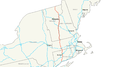 Interstate 91 map.png