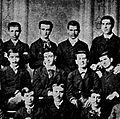 Ion I. C. Brătianu şi absolvenţii seriei 1881-82 (BdG 7, 33).jpg