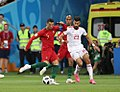 Iran and Portugal match at the FIFA World Cup 2018 6.jpg