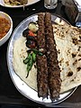 Iraqi kebab كباب عراقي Baghdad.jpg