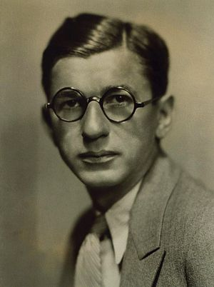 Irving Caesar - Irving Caesar in a 1930 publicity photo