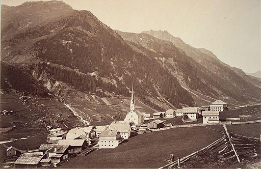 Ischgl 1890