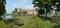 Ishodyan And Vamsi Bhavan With Garden - ISKCON Campus - Mayapur - Nadia 2017-08-15 2080-2083.tif