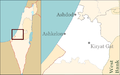 Israel outline southern-Ashkelon.png