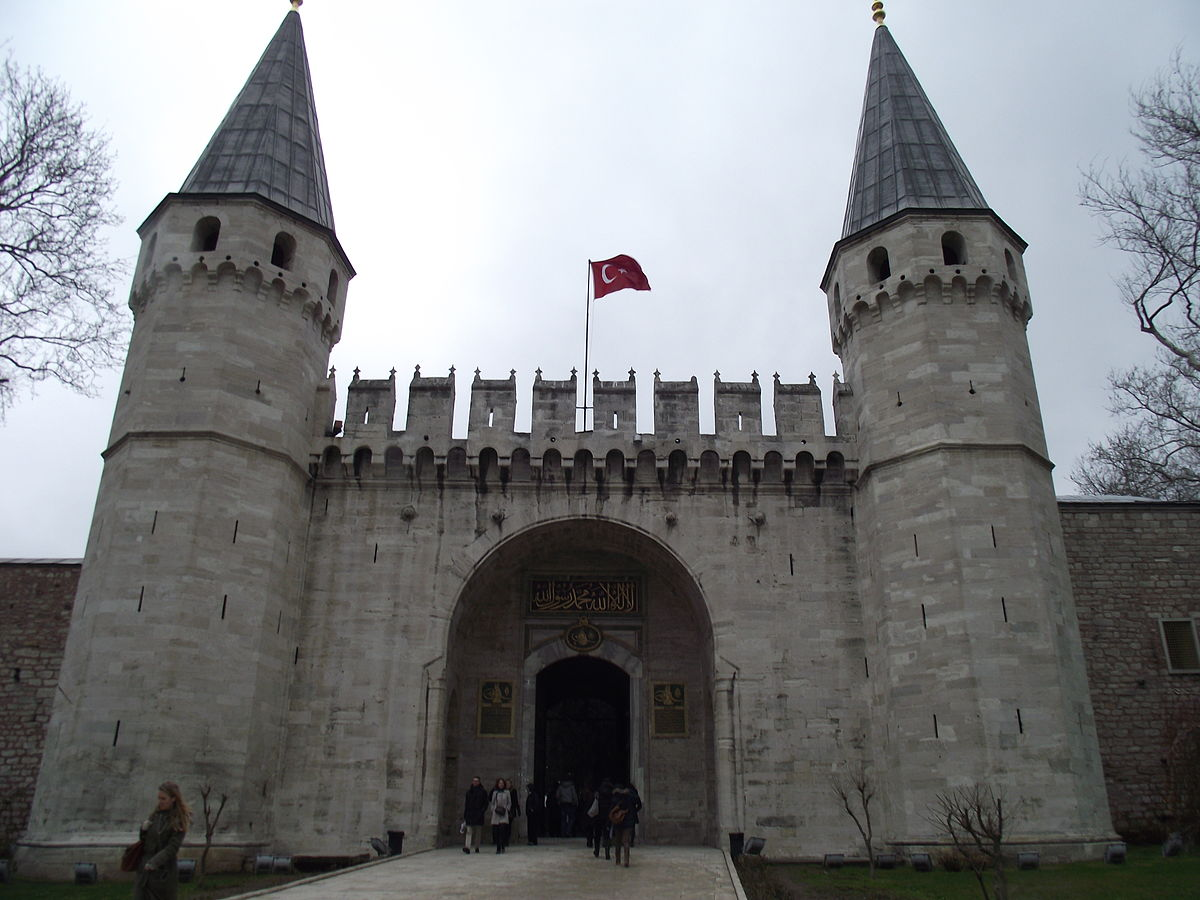 Topkapı Palace - Simple English Wikipedia, the free encyclopedia