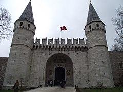 Istanbul Topkapi Sarayi.JPG