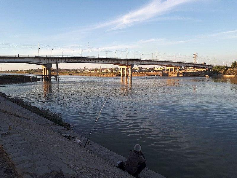 File:Istgah-e Haft Bridge Abadan Iran (1).jpg