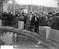 Italiaanse filmsterren Rossano Brazzi en Milly Vitale.Opnamen fontein door stor…, Bestanddeelnr 906-8514.jpg