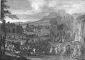 Italian Market Scene (Jan Baptiste van der Meiren) - Nationalmuseum - 17525.tif