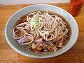 Iwamizawa Komoro-buckwheat-noodles-eating-shop meet-with-buckwheat-noodles.JPG