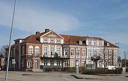 Det tidligere jernbanehotel