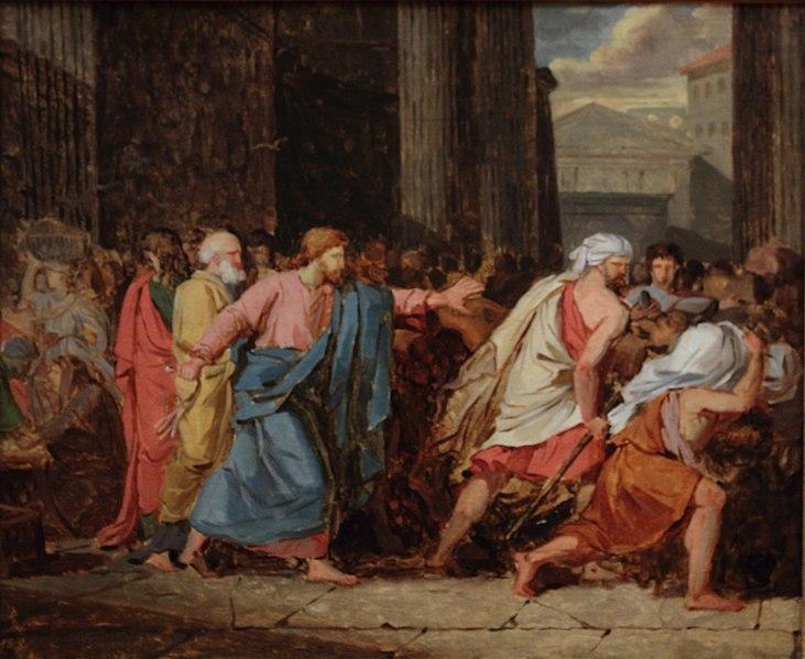 File:Jésus chassant les marchands du temple.JPG