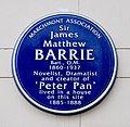 J.M.Barrie - Bernard Street London.jpg