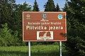 J32 071 Nationalparkschild Plitvička jezera.jpg