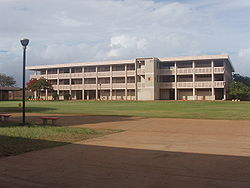 James Campbell High School - Wikipedia