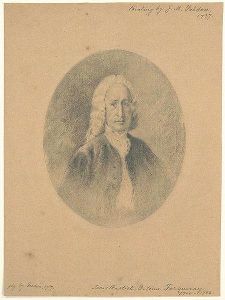 Antoine Forqueray / Gustav Leonhardt - Suite In D • Suite In G