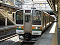 JRE 211-A52 at Takasaki Station 20170528.jpg