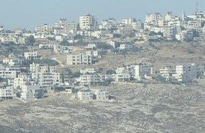 Jaba', Jerusalem - Jaba', Jerusalem from the north