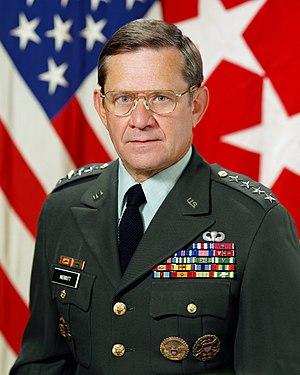 Jack N. Merritt - General Jack N. Merritt