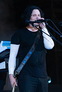 Jack White American musician and record producer