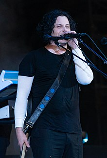 Jack White at Rock Werchter 2018 1 (cropped).jpg