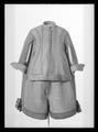 Jacka av grå sidenrips - Livrustkammaren - 70129.tif